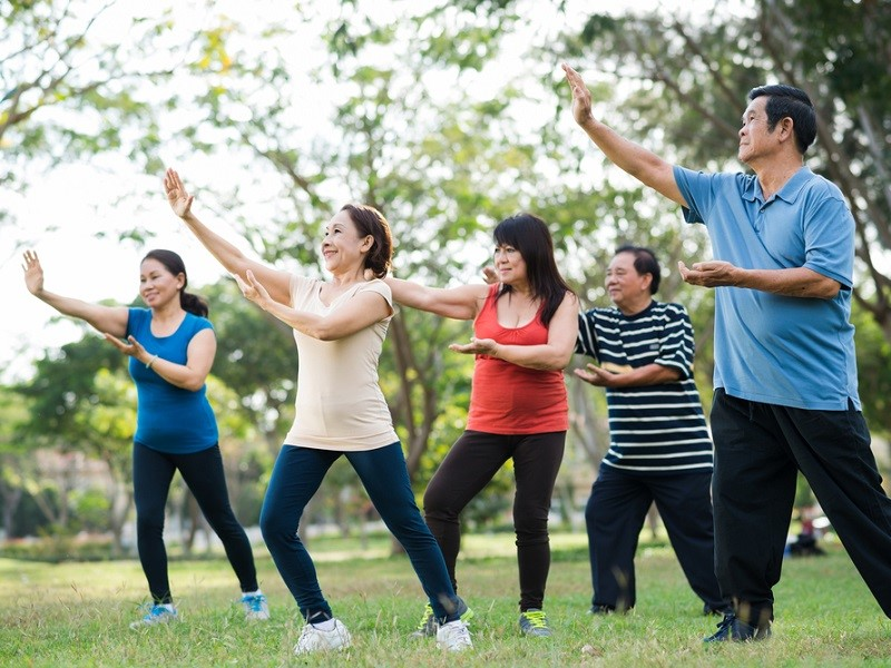 Can exercise prevent ageing 3