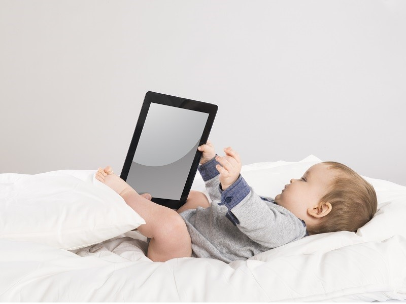 Is my toddler having too much screen time 1