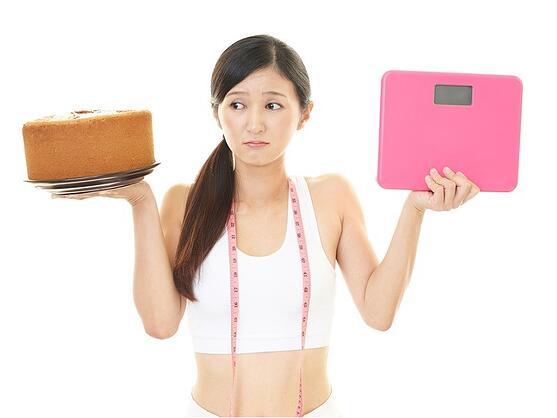 Losing weight without exercise  1
