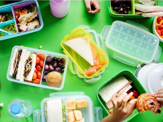 Nutritious lunchbox ideas 1