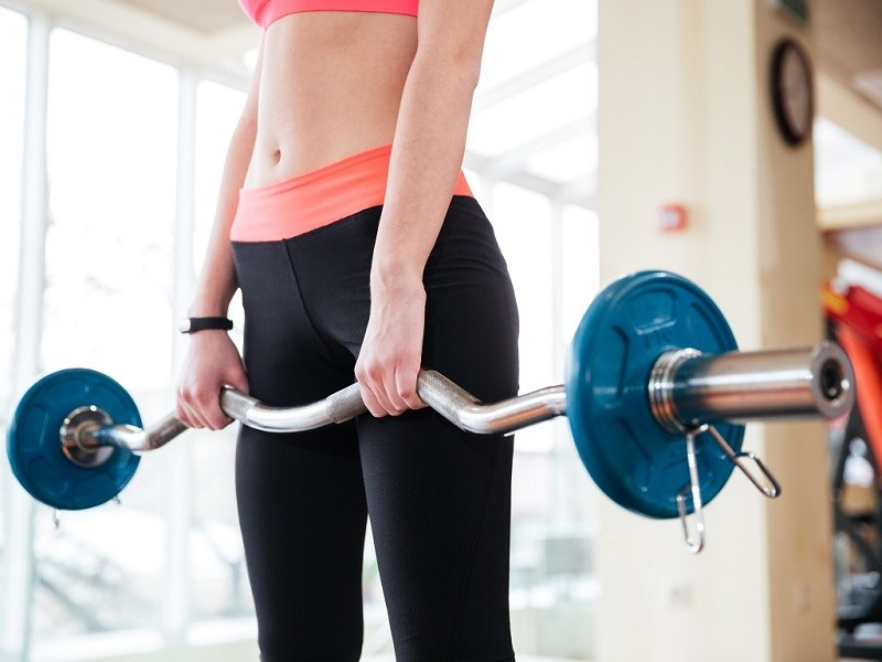 strength training for women 6
