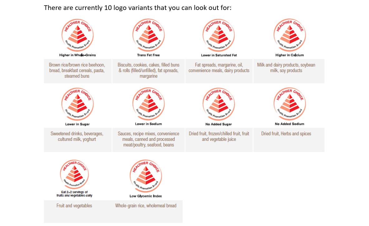 10 logo variants