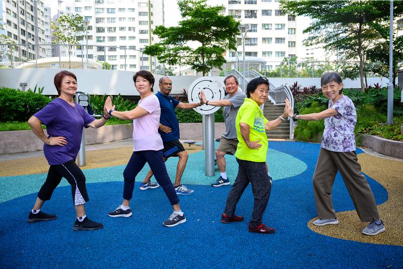 Strength Training for Seniors 1