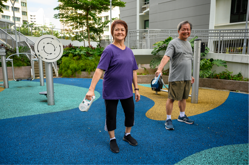 Strength Training for Seniors 2