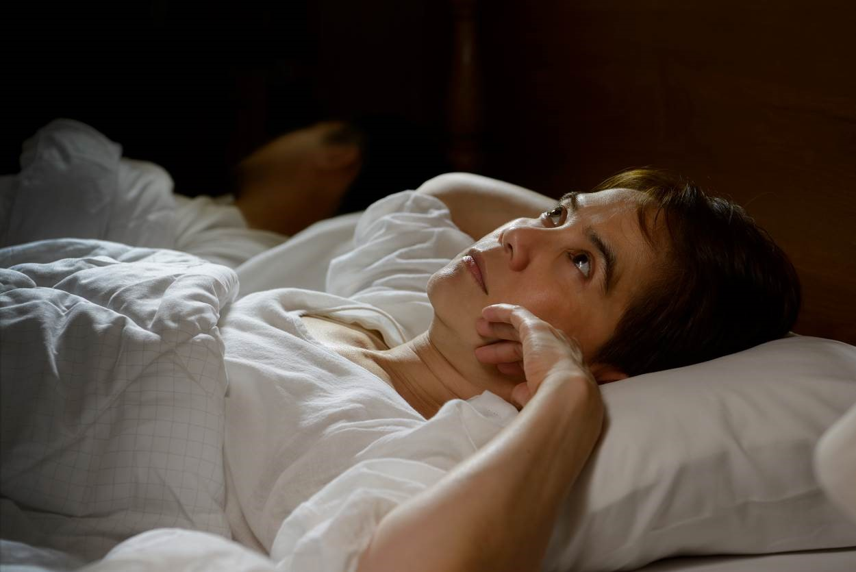 The effects of ageing on sleep 2