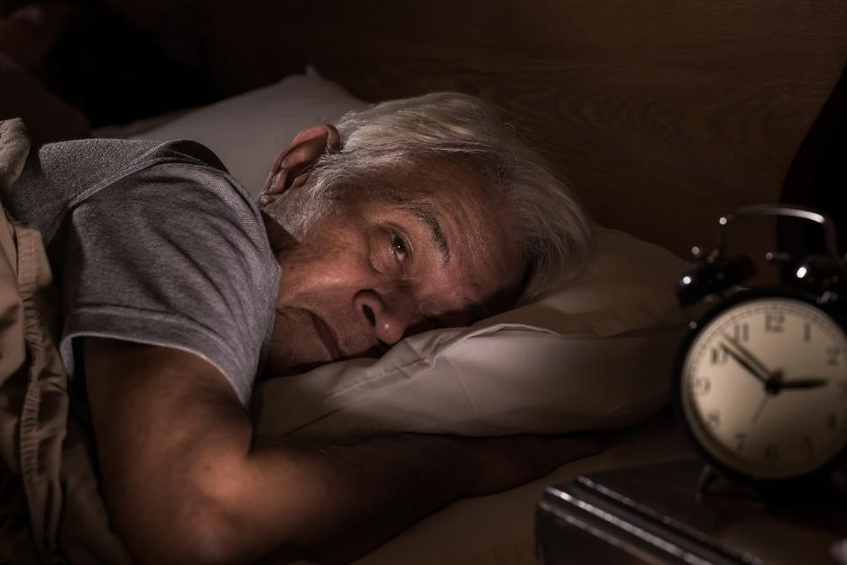 The effects of ageing on sleep 3