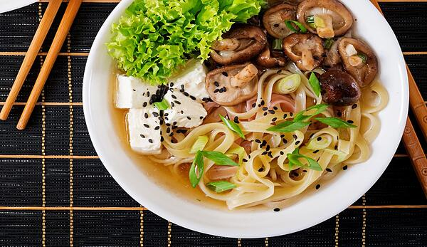 Noodle In Broth