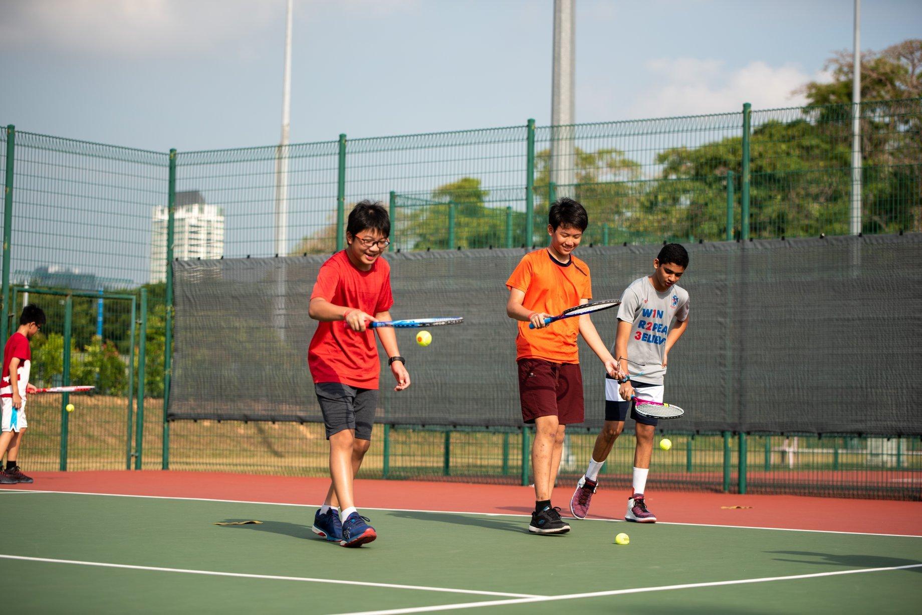 ActiveSG Academies and Clubs